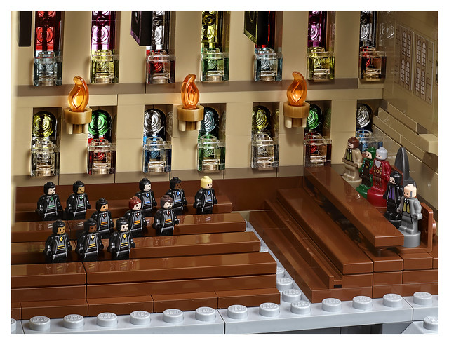 LEGO Announces Massive 6020 Piece Hogwarts Castle