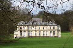 Le château de Pas-en-Artois