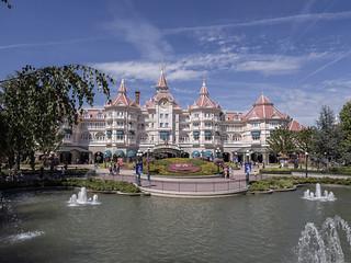 Disneyland París, Francia