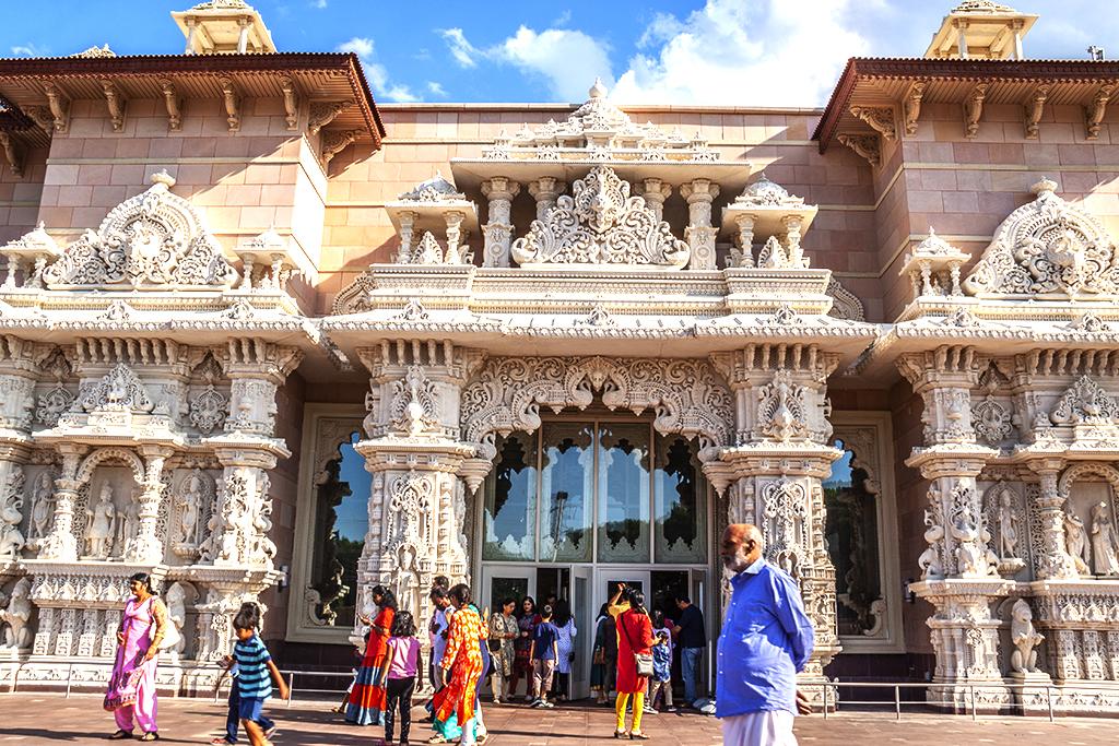 BAPS Shri Swaminarayan Mandir--Robbinsville 4