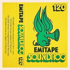 Cassettes: Emitape Soundhog C120