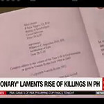 3-'VISIONARY LAMENTS RISE OF KILLINGS IN PH (CNN-Philippines)