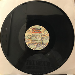 INSTANT FUNK:I GOT MY MIND MADE UP(RECORD SIDE-B)
