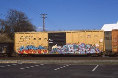 Obese - on RBOX Number Unknown at Richmond VA Mar 20, 20014