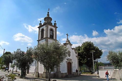 Igreja Matriz de Santos Evos - Portugal 🇵🇹