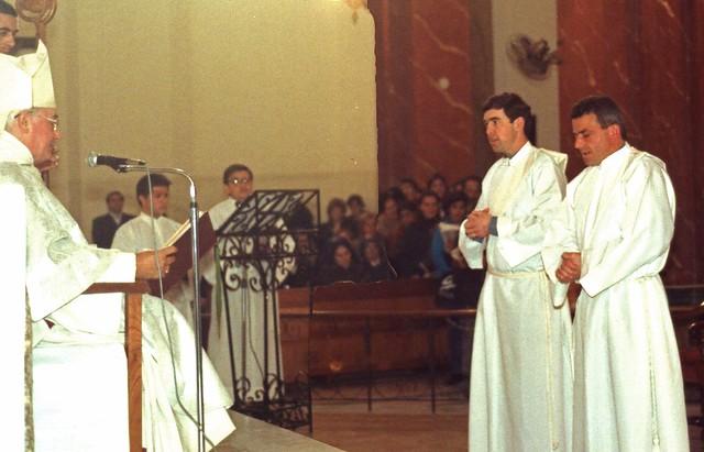Bodas de Plata sacerdotal del padre Bossio