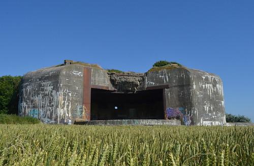 Atlantikwall : Audinghen. Todt Battery