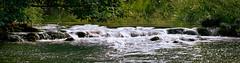 Wasser im Fluss