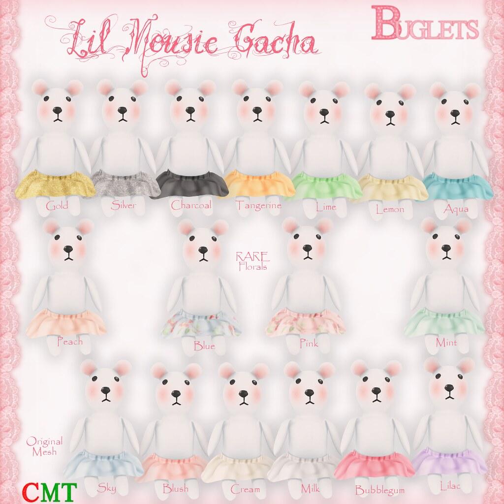 Lil Mousie Gacha AD