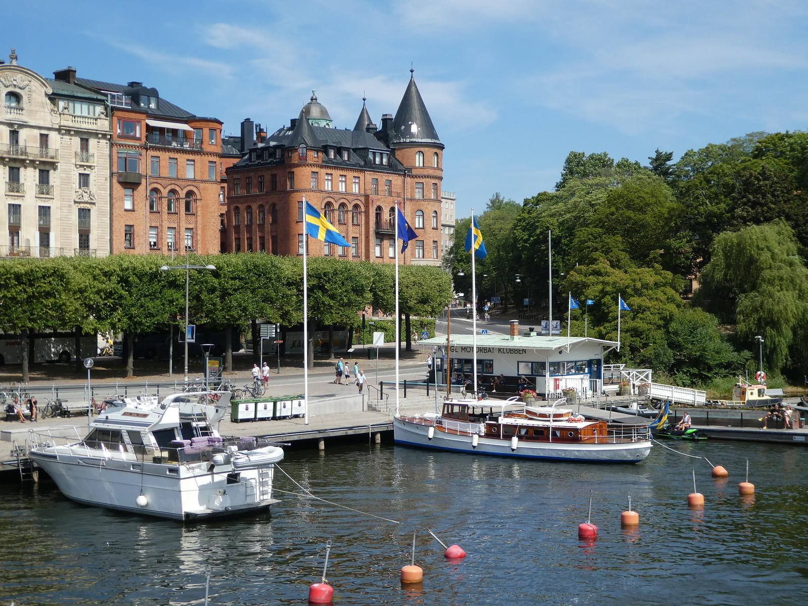 Djurgårdenbridge, Stockholm