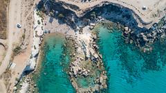 Schöne Buchten in Zypern