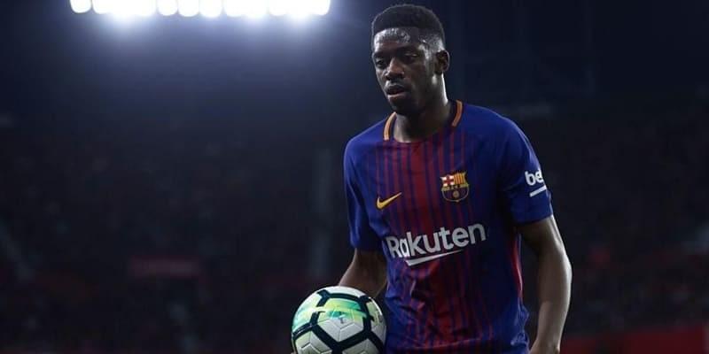Dibidik Arsenal, Dembele Masih Betah di Barcelona