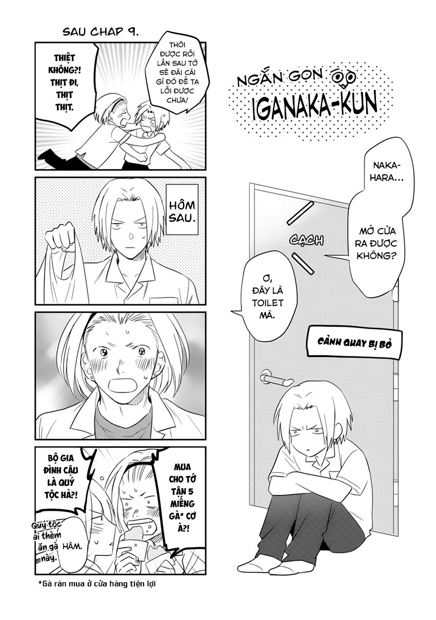 Đôi Ta Đi Trốn chap 10 - Trang 31