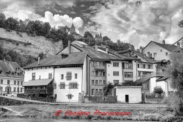 Fribourg, la Basse-Ville