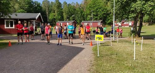 Skatås Parkrun event 40