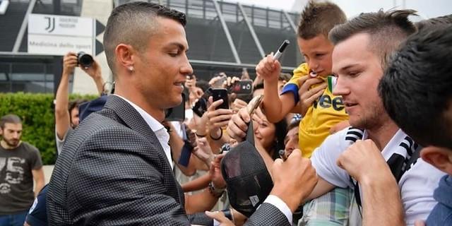 Cristiano Ronaldo Pilih Juventus Dengan Banderol Sekitar 100 Juta Euro?