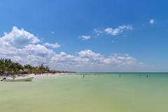 Dream beaches of Holbox, Mexico