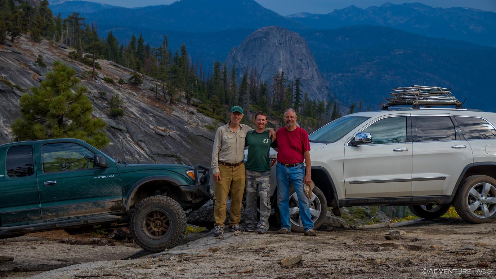 Sierras Part 4: The Incident