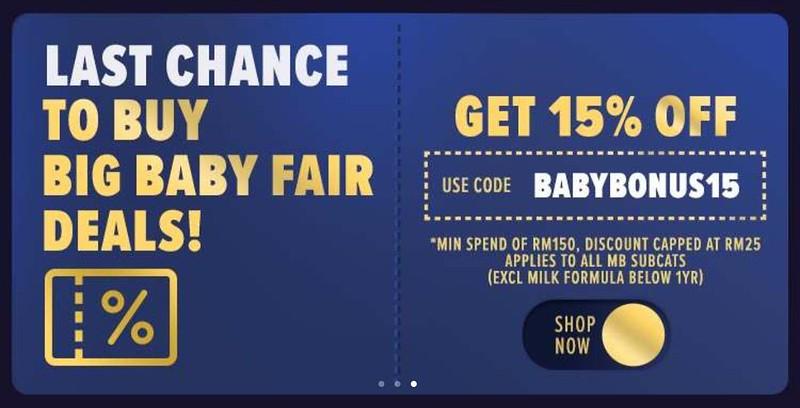 Lazada Baby Fair 2018