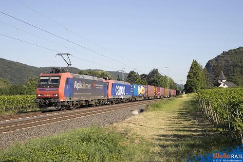 Leutesdorf (Rhein) . 29.06.18.