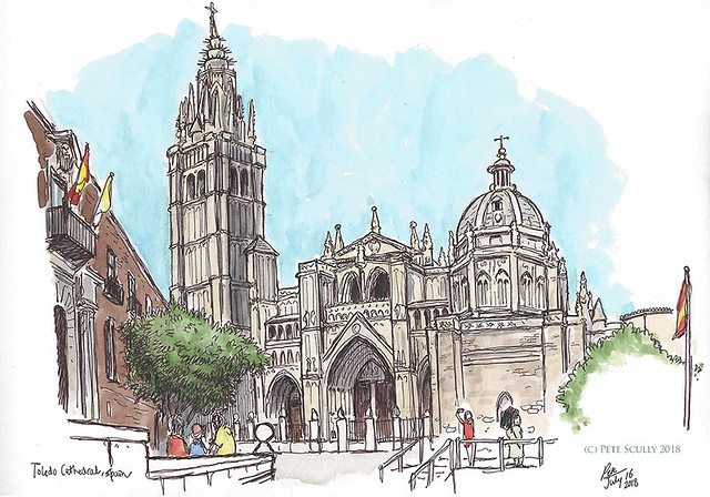 Toledo cathedral sm