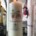 diocesan candle