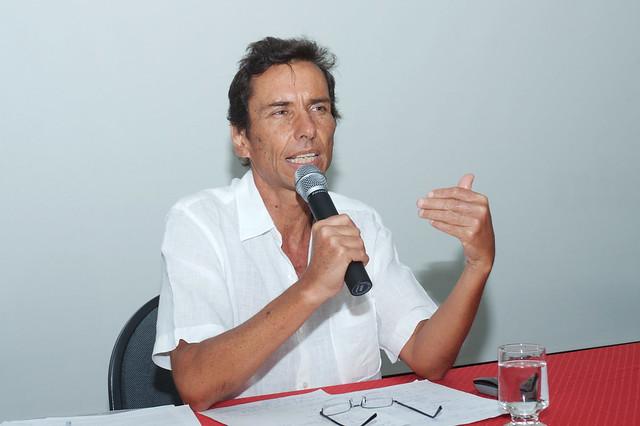 Frederico Melo é técnico do Departamento Intersindical de Estudos e Estatísticas Socioeconômicas (Dieese) - Créditos: Sinpro Minas
