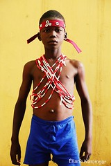 Jeune danseur traditionnel - young traditionnal dancer. #Tchad #Chad