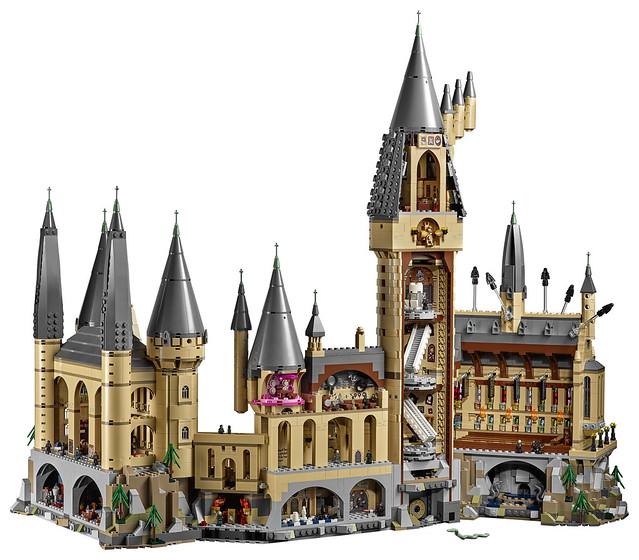 71043 Hogwarts Castle (2)