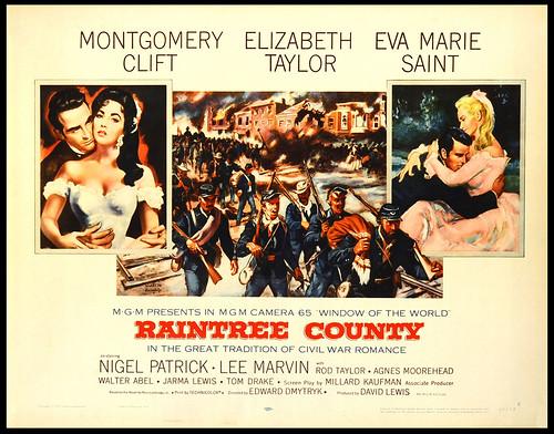 Raintree County - Poster 1