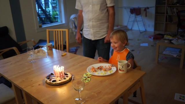 Michal's birthday