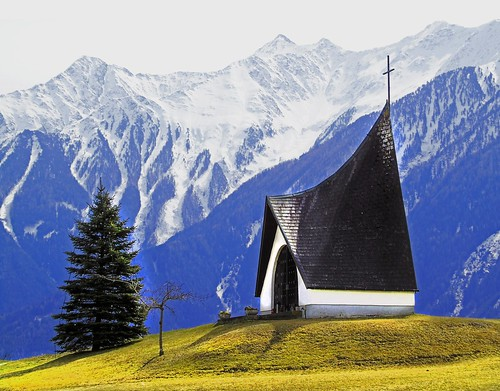 Krebsbach Kapelle in Tirol