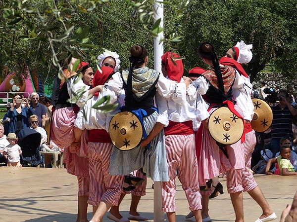 danseurs niçois