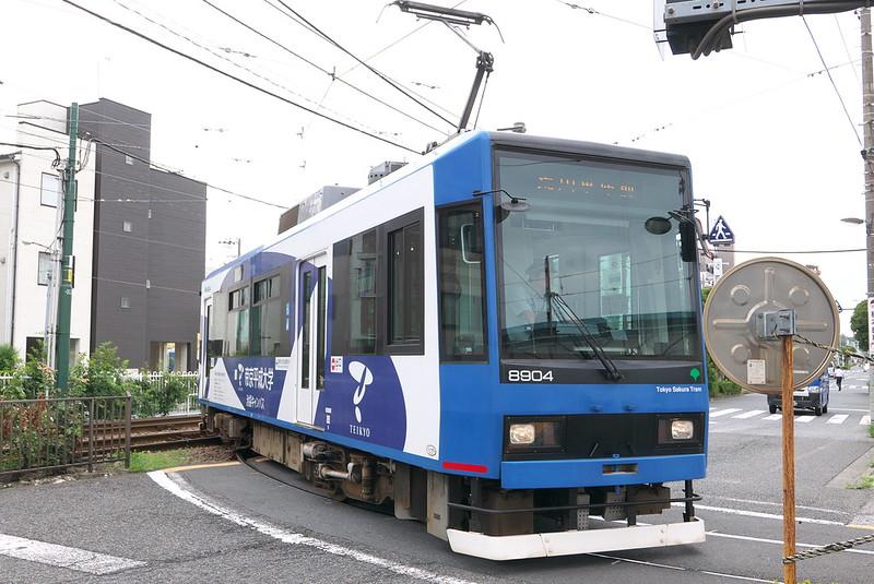 都電荒川線(東京さくらトラム) 荒川車庫