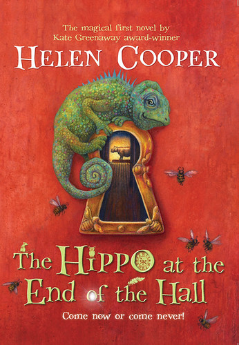 Helen Cooper, The Hippo at the End of the Hall