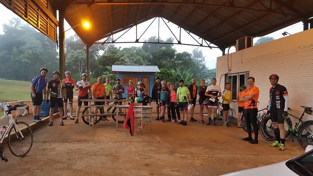 Bicicleteada solidaria por los niños