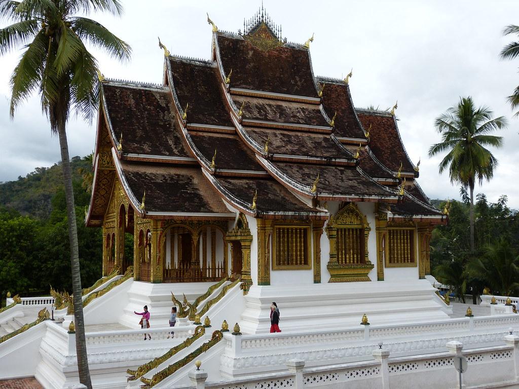 2018 Südostasien - Laos - Luang Prabang