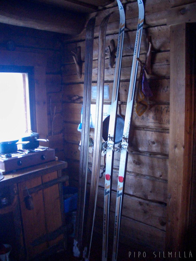 Hetta-Ylläs -hiihtovaellus 2007