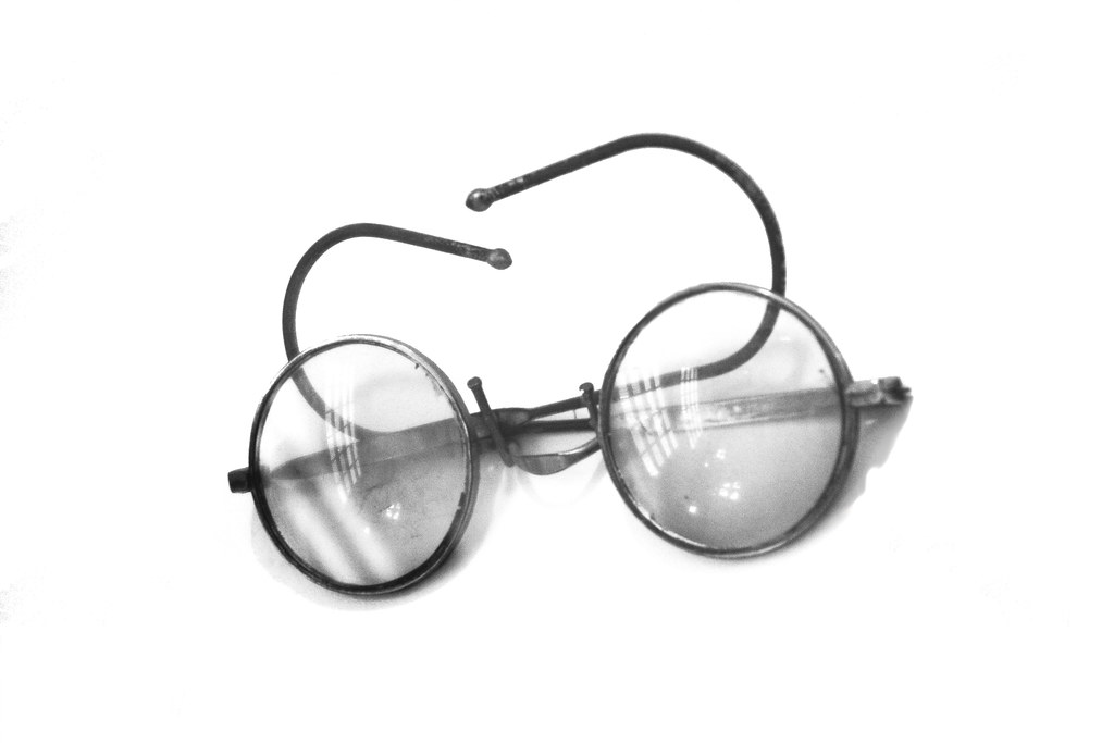 Gandhi's Glasses