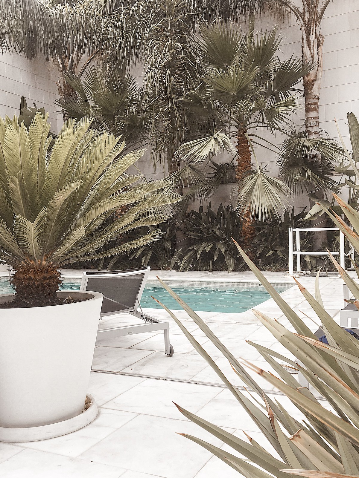 Terraza Hotel Indigo Barcelona