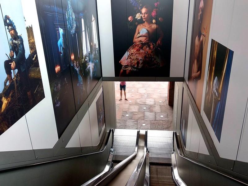 Escaleras Burez  - 41820101500 b405638c10 c - Burez y barroco en el MAS