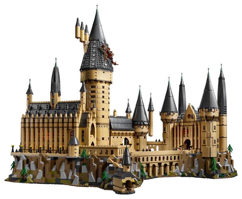 LEGO Hogwarts Castle (71043)
