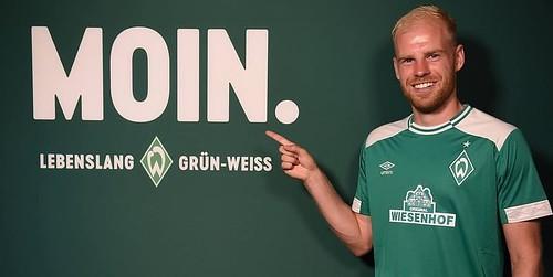 Klaassen meninggalkan Everton untuk Werder Bremen