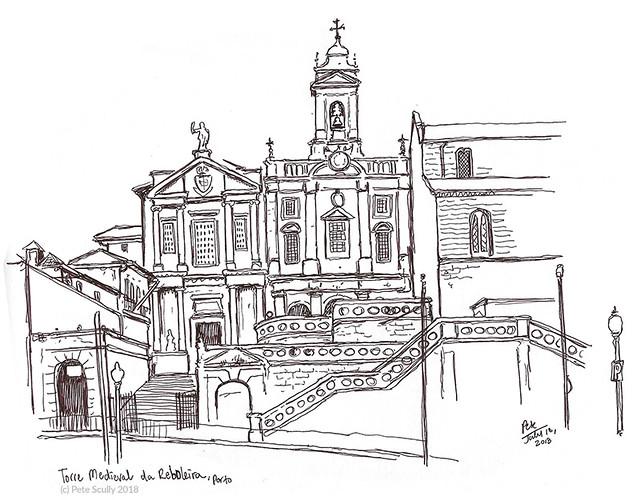 Torre Medieval Reboleira, Porto