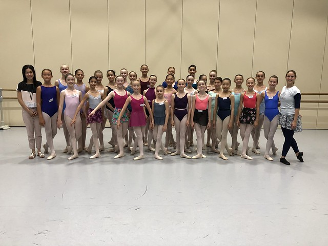 Summer Intensive 2018 - White Lodge