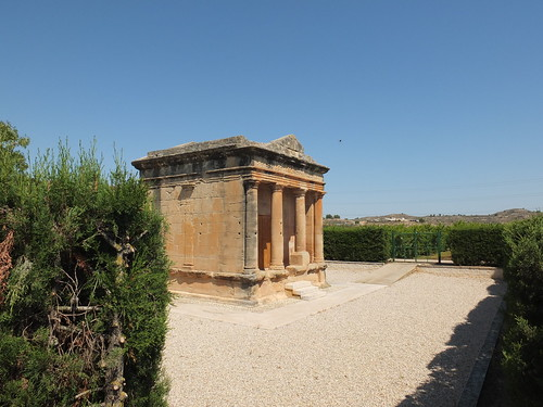 Mausoleo - Vista general 2