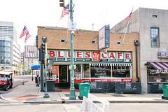 Blues City Cafe Beale Street in Memphis TN 8.6.2018 1034
