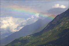 Aosta rainbow