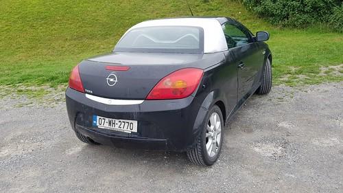 Opel Tigra Moigg,  Longford,Eire
