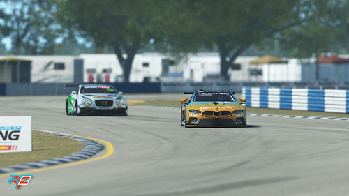 rFactor 2 Sebring International Raceway